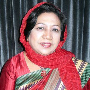 তাহমিনা কোরাইশী